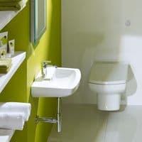 Tavistock Vibe Wall Hung WC & Soft Close Seat
